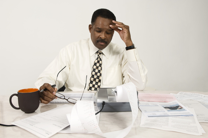 IRS and Business Taxes are overwhelming! Try our monthly bookkeeping services to stay sane